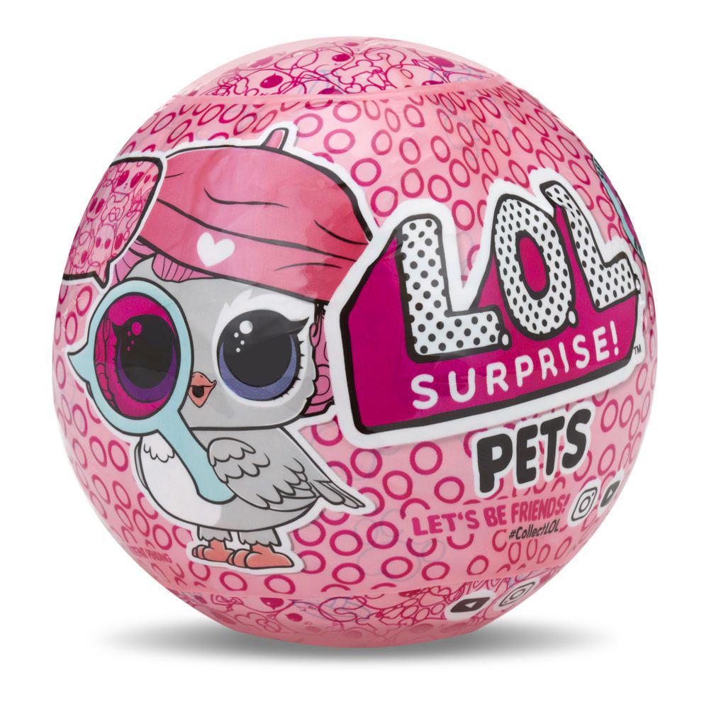 L.O.L. Surprise! - Animal surprise S.2 assortis