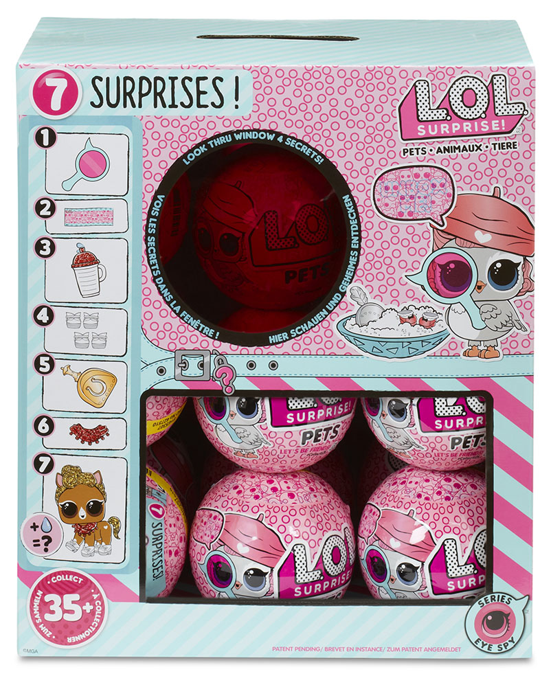 L.O.L. Animal surprise S.2 assortis