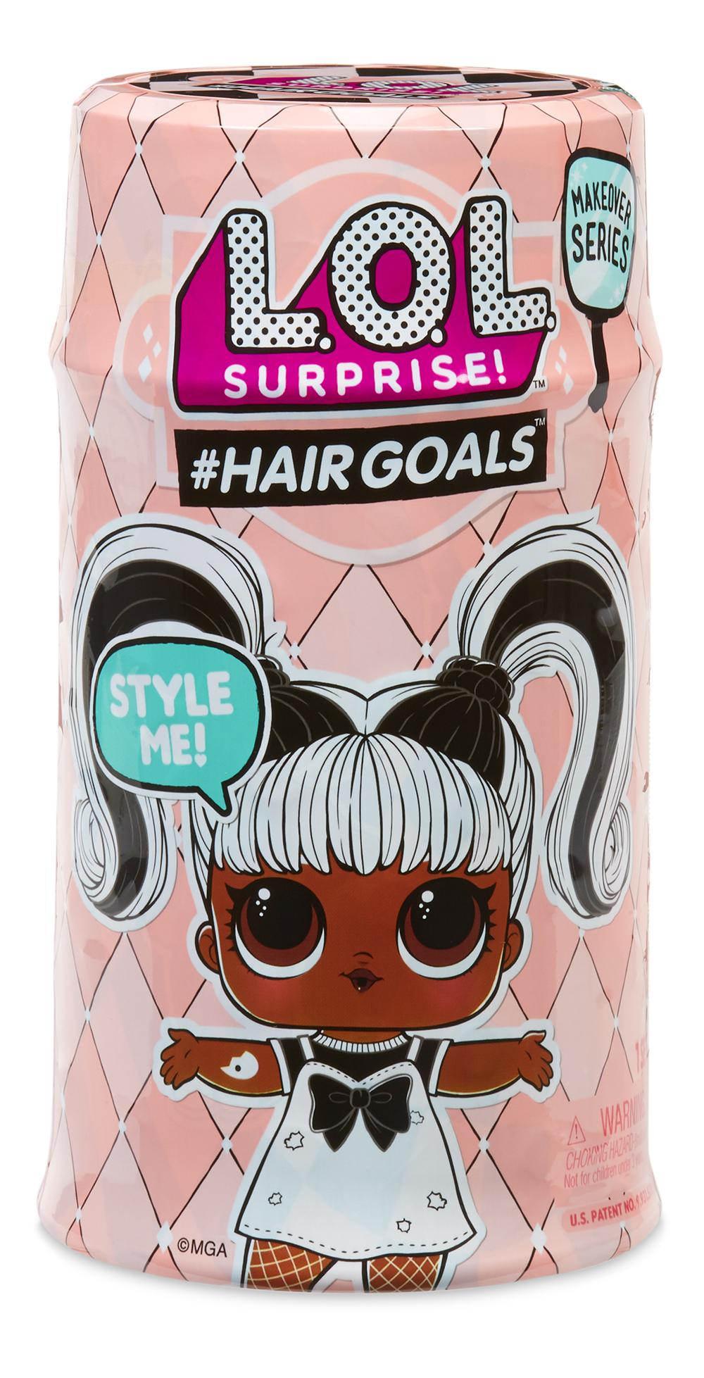 L.O.L. Surprise! -  Hairgoals assortiment