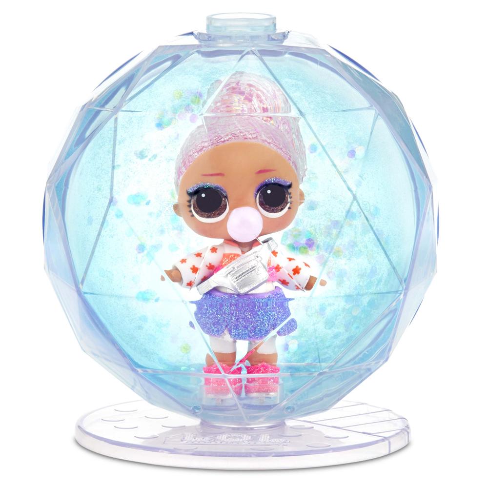 L.O.L. Surprise! - Winter Disco Glitter Globe assortis