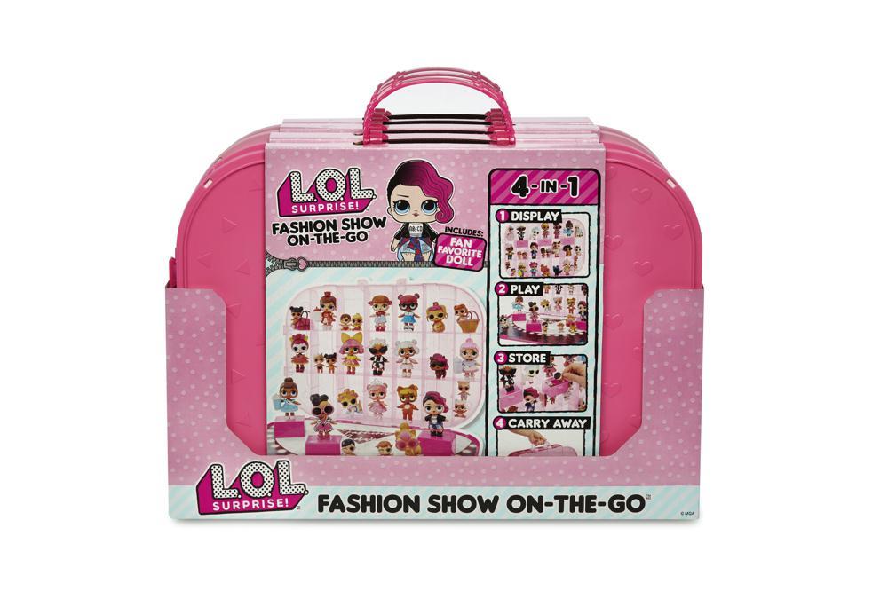 L.O.L.Surprise! Fashion Show on the Go