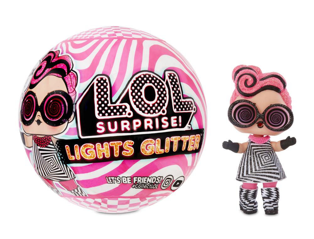 L.O.L. Surprise! - Lights Glitter assortis