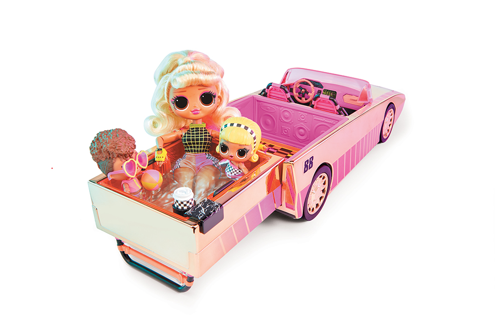 L.O.L. Surprise! - Car-Pool Coupe