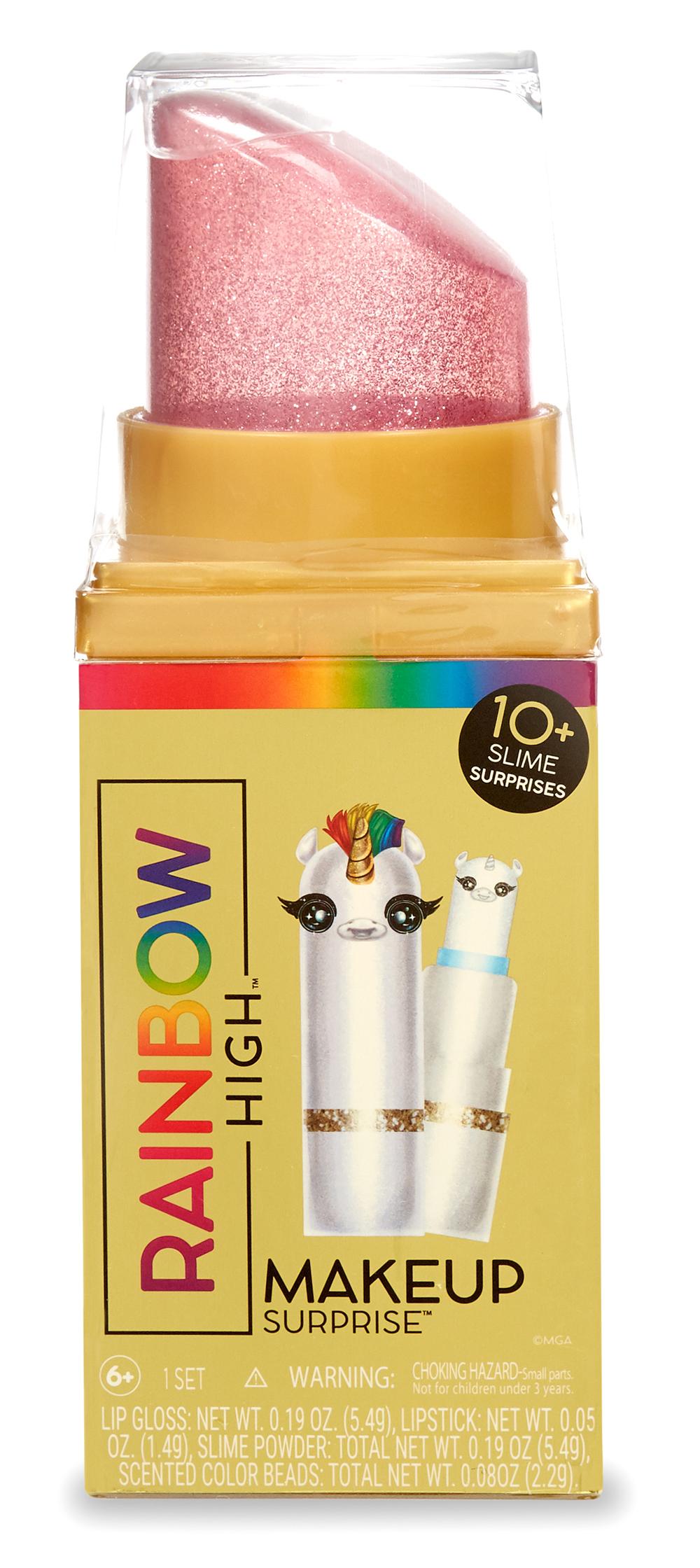 Rainbow High - Makeup surprise assortis