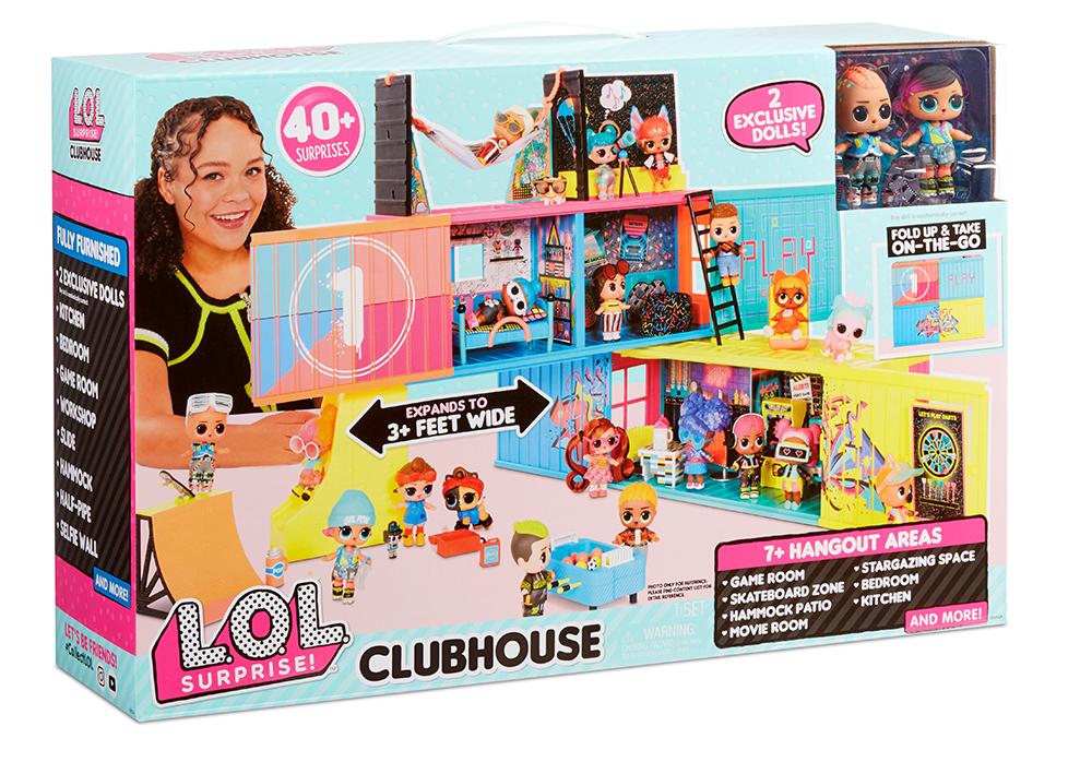L.O.L. Surprise! - Ensemble Clubhouse