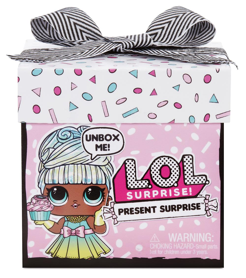 L.O.L. Surprise! - Present Surprise assortis