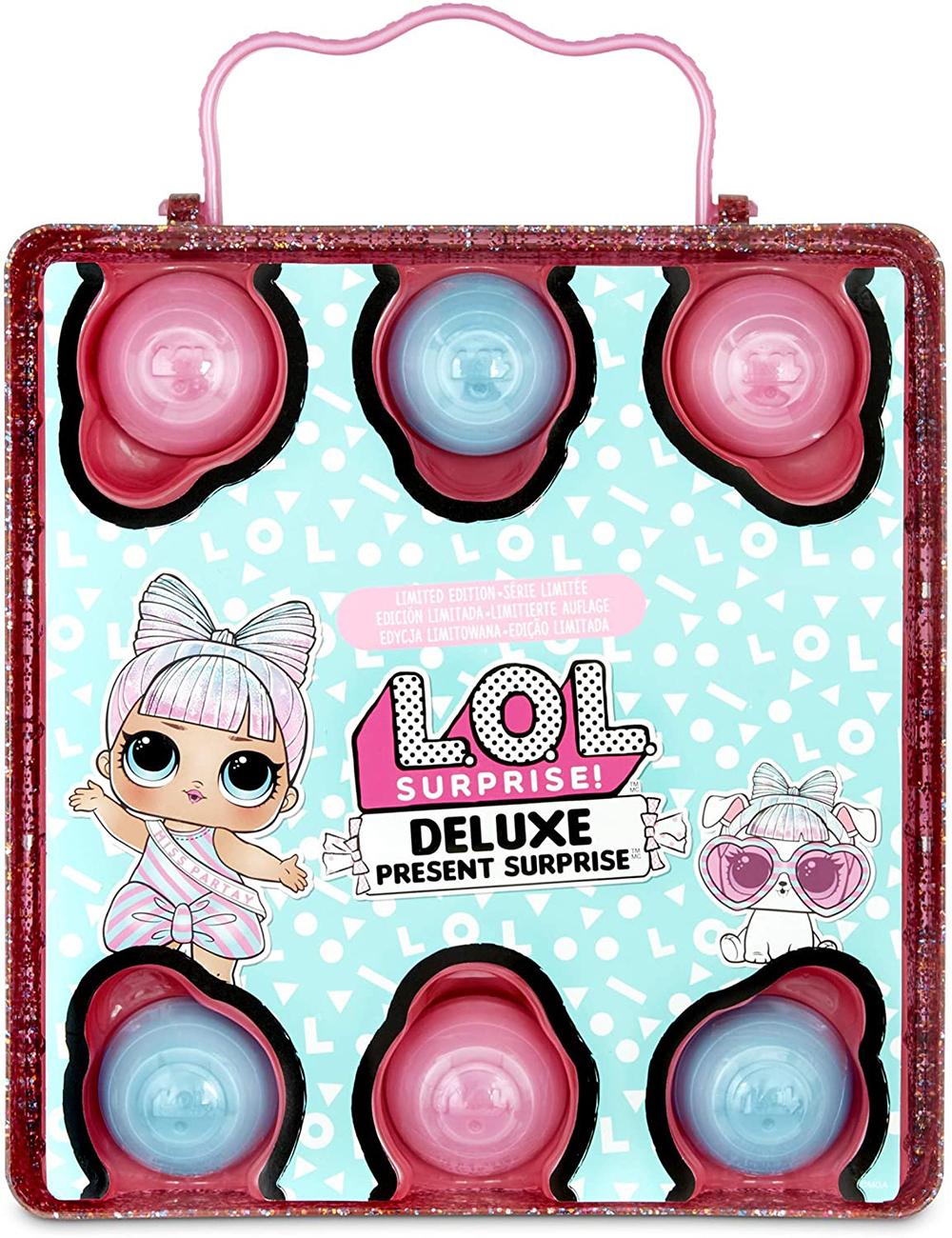 L.O.L. Surprise! - Deluxe Present Surprise assortis