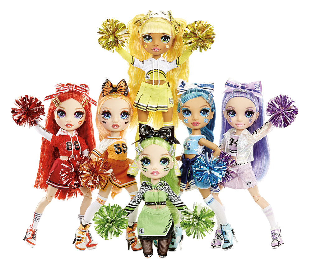Rainbow High - Cheer Doll No.1 asst. 1
