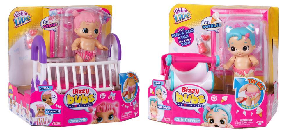 Little Live Bébé Bizzy assortis