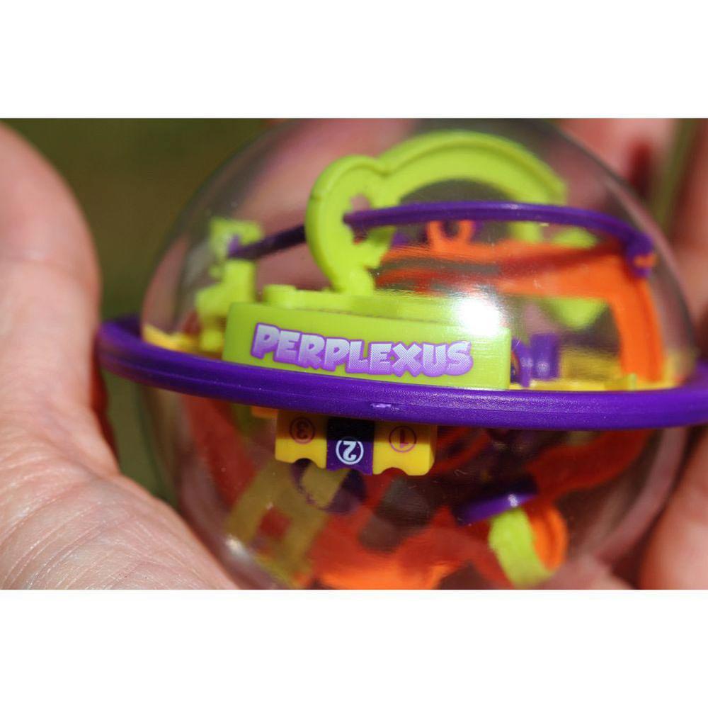World's smallest™ Perplexus
