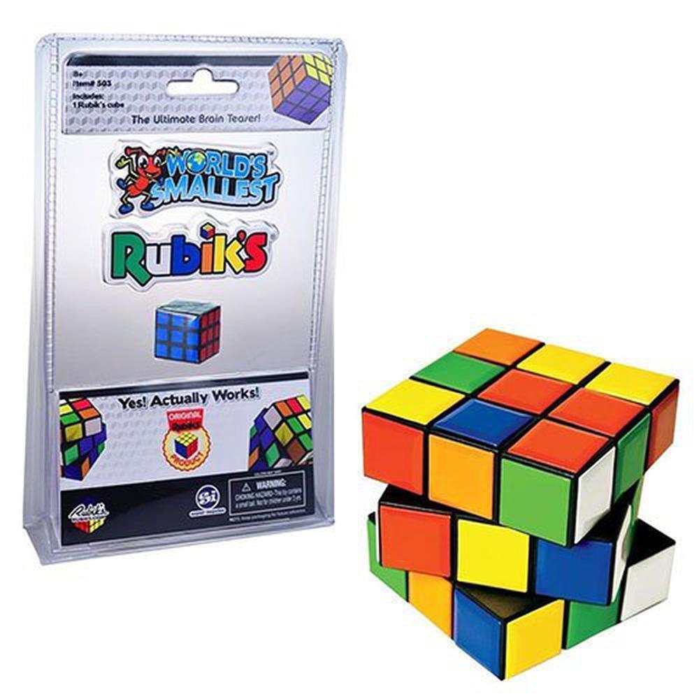 World's smallest™ Cube Rubik's