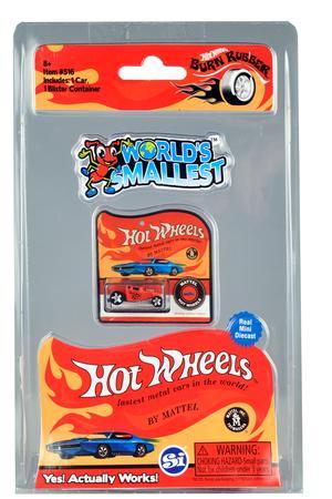 World's smallest™ Hot wheels
