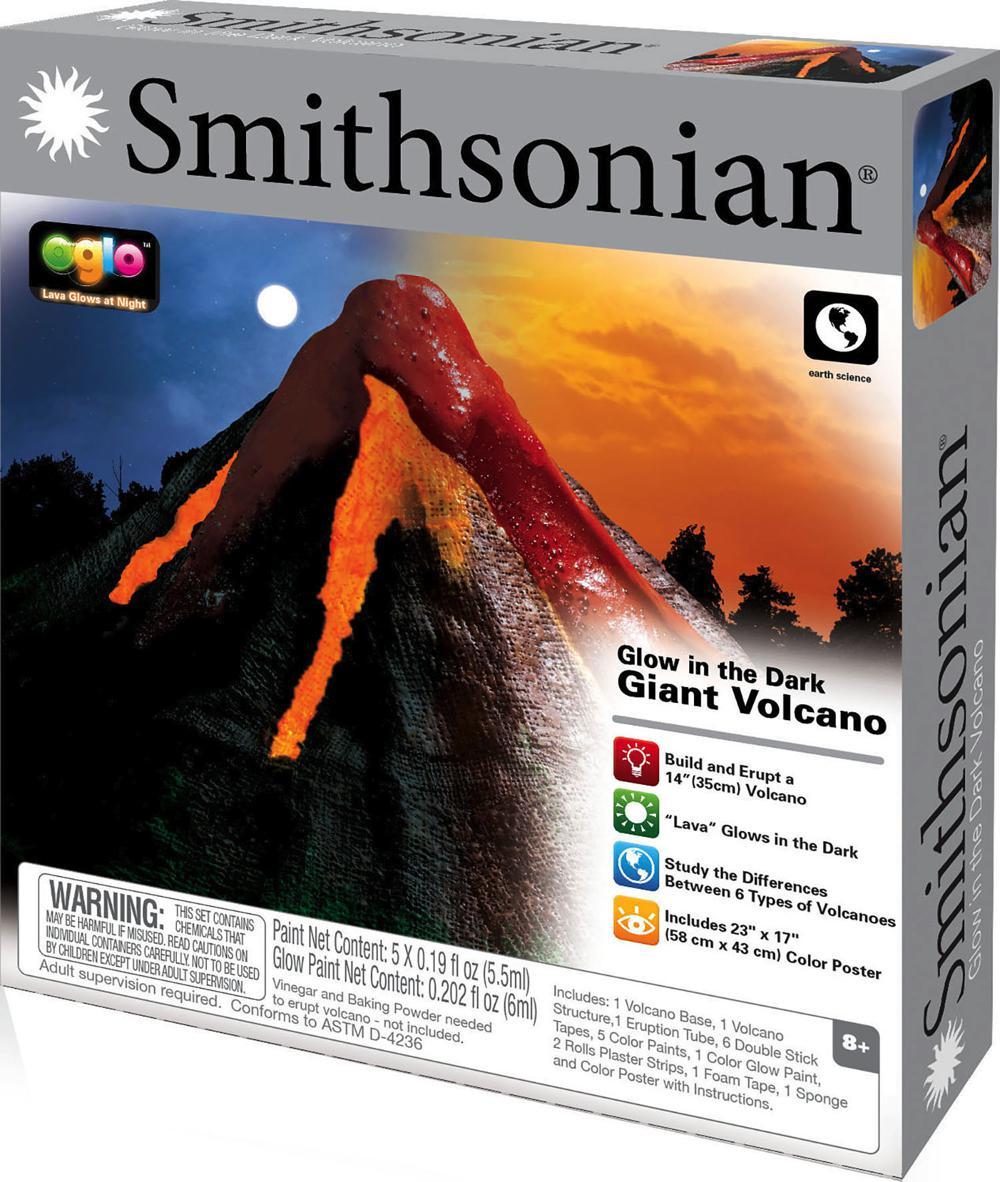 Volcan Géant Le Brillant Smithsonian Noir Dans gYbf6y7mIv