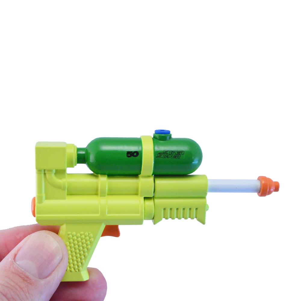 World's Smallest - Super Soaker assortis