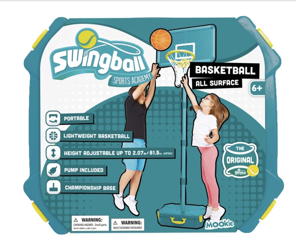 SwingBall - Basketball toute surface