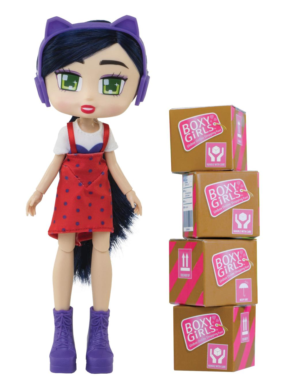 Boxy Girls™ Riley