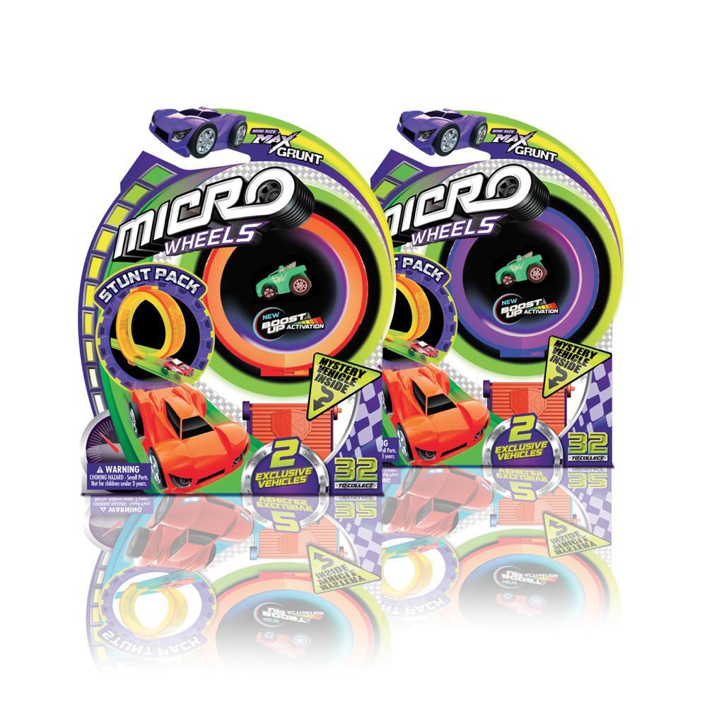 Micro Wheels - Ensemble Loop
