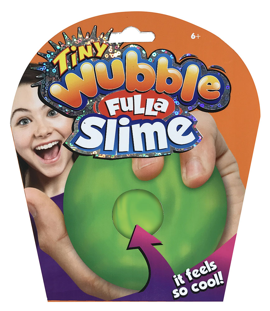 Wubble - Plein de billes glu 2.5 assortis