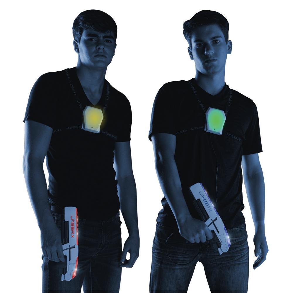 Laser X - Ensemble double