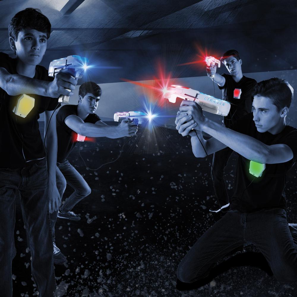 Ensemble de 2 Laser X