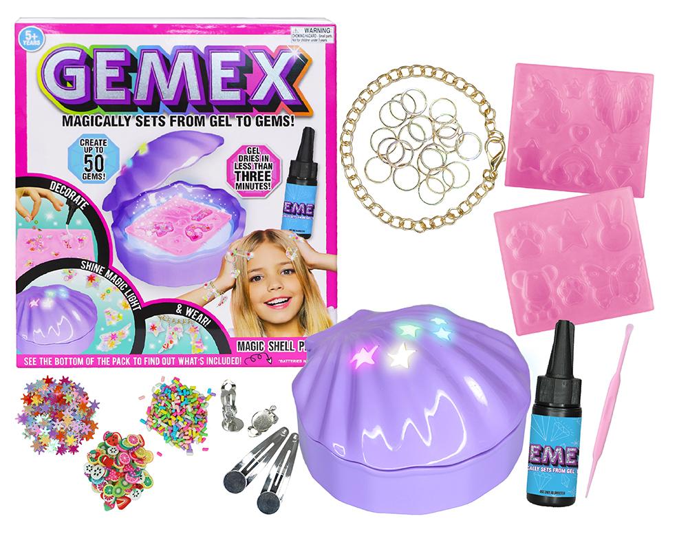 Gemex - Ensemble Coquille
