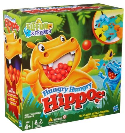 Jeu Hippos affamés