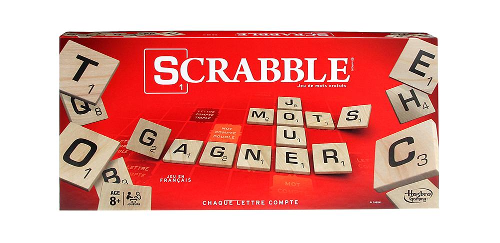 Jeu Scrabble Version Française