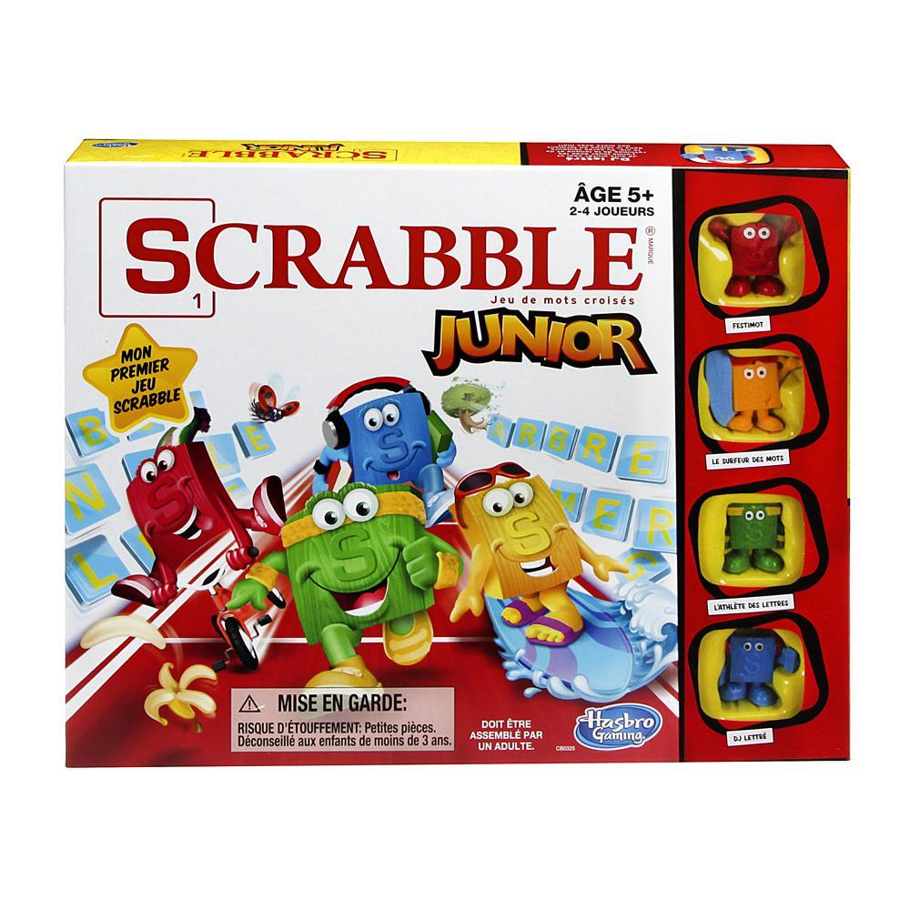Jeu Scrabble junior version française