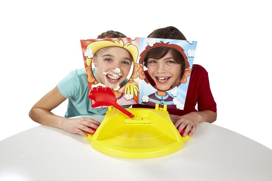 Jeu Pie Face showdown