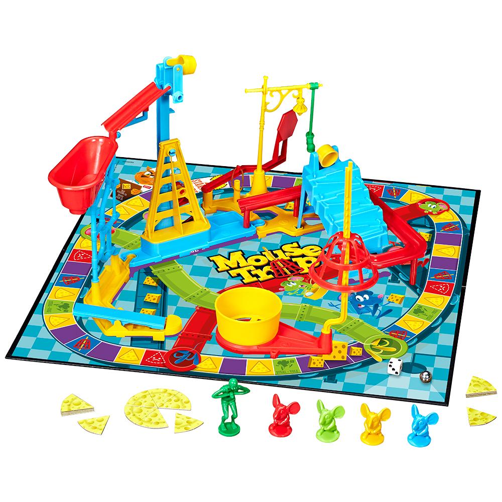 Jeu Mouse Trap (Souricière)