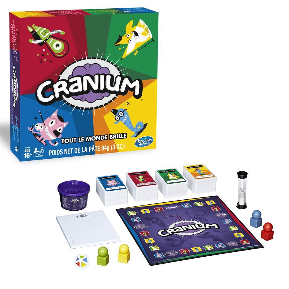 Game Cranium Version Française