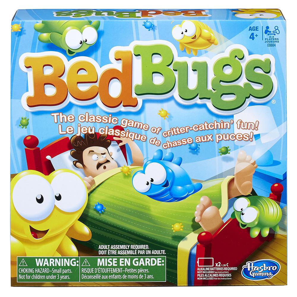 Jeu Bed Bugs