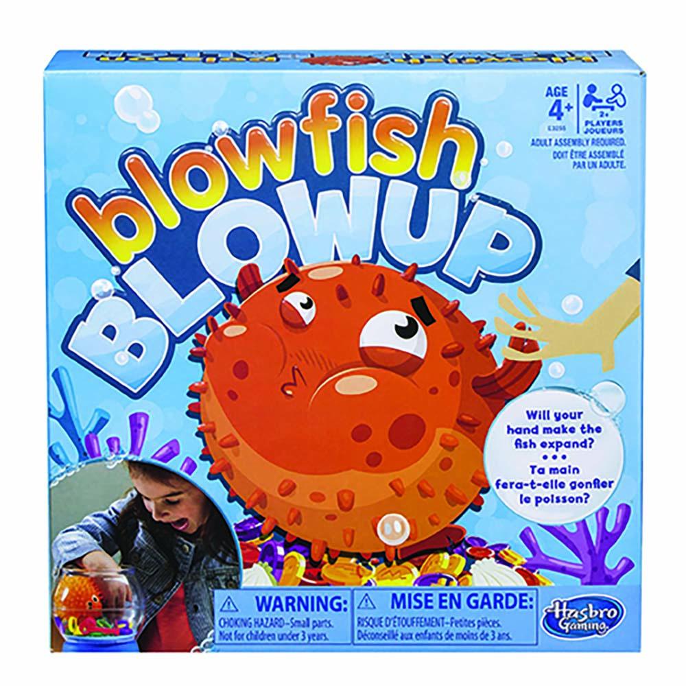 Jeu Blowfish blowup
