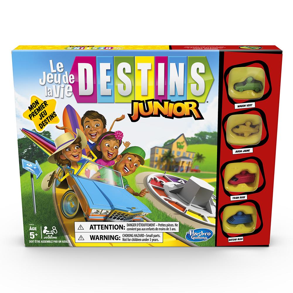 Jeu Destin Jr. Version française