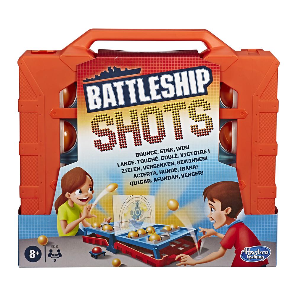 Jeu Battleship Shots