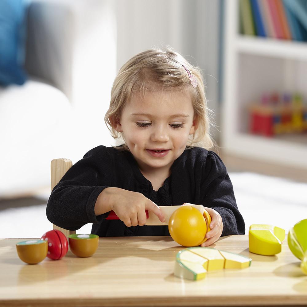 Fruits à couper 18 pièces