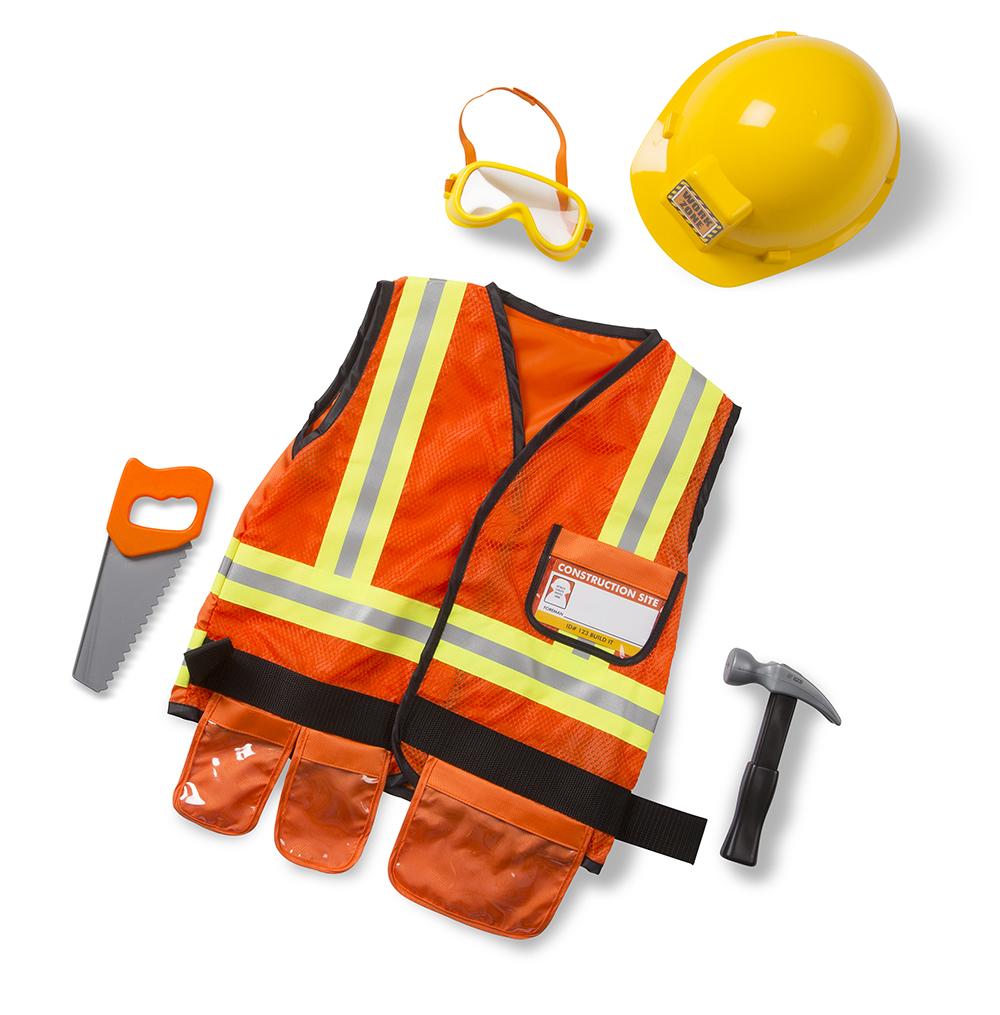 Costume de construction