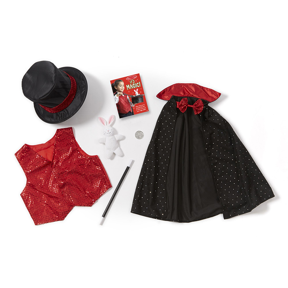 Costume de magicien