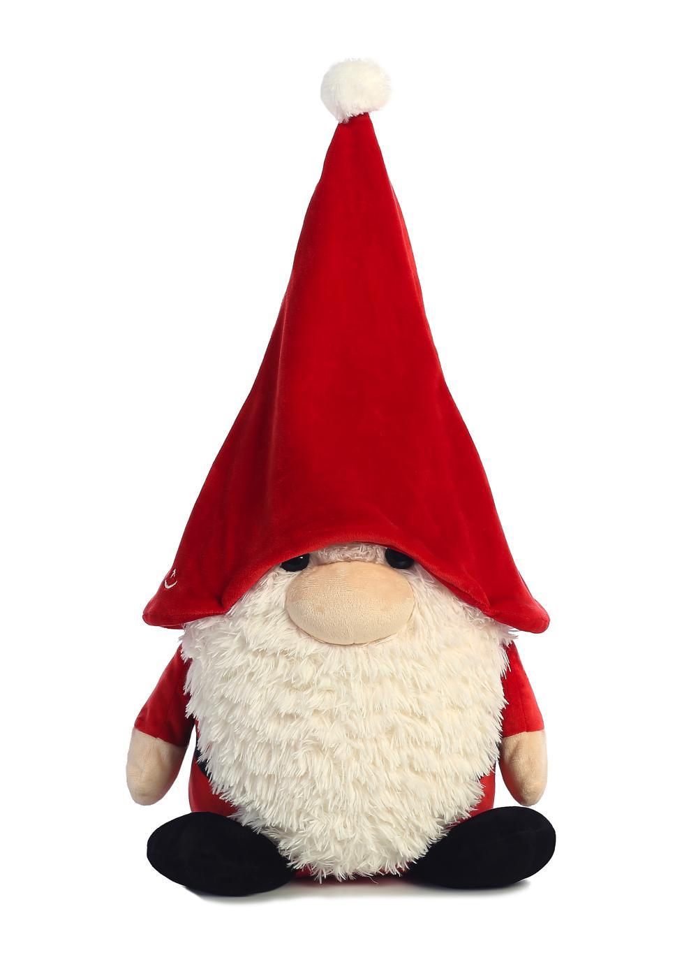 Peluche gnome p re no l club jouet achat de jeux et jouets prix club for Tele achat projecteur noel