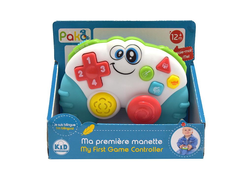 Pakö - Ma 1ere manette Version bilingue