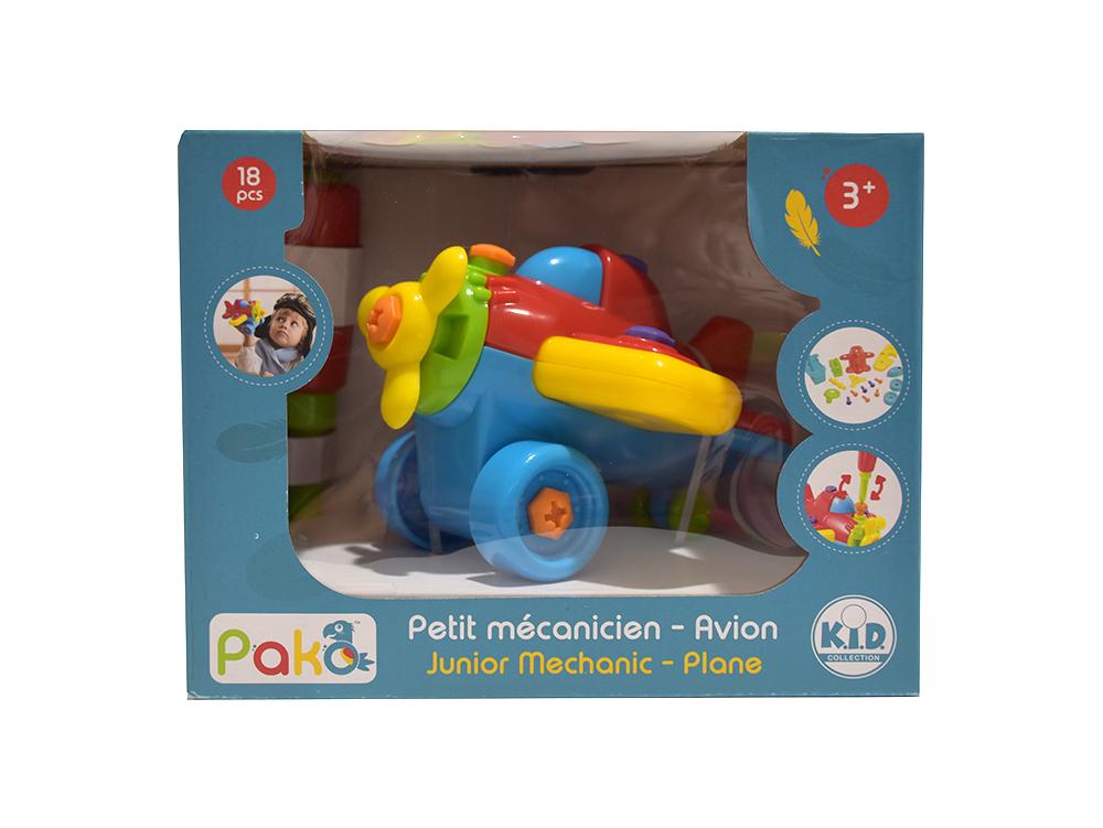 Pakö - Petit mécanicien Avion