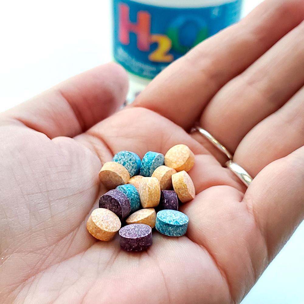 H2O La La! 30 pastilles de bain