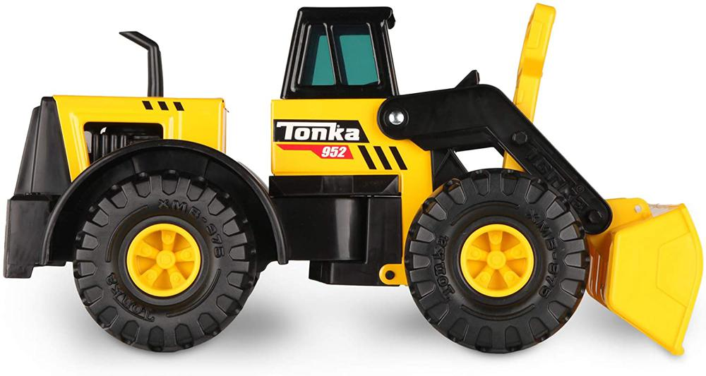 Tonka - Chargeur frontal en métal