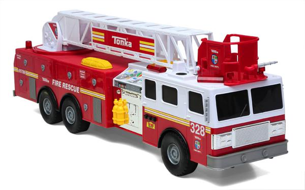 tonka camion de pompier club jouet le plus gros. Black Bedroom Furniture Sets. Home Design Ideas