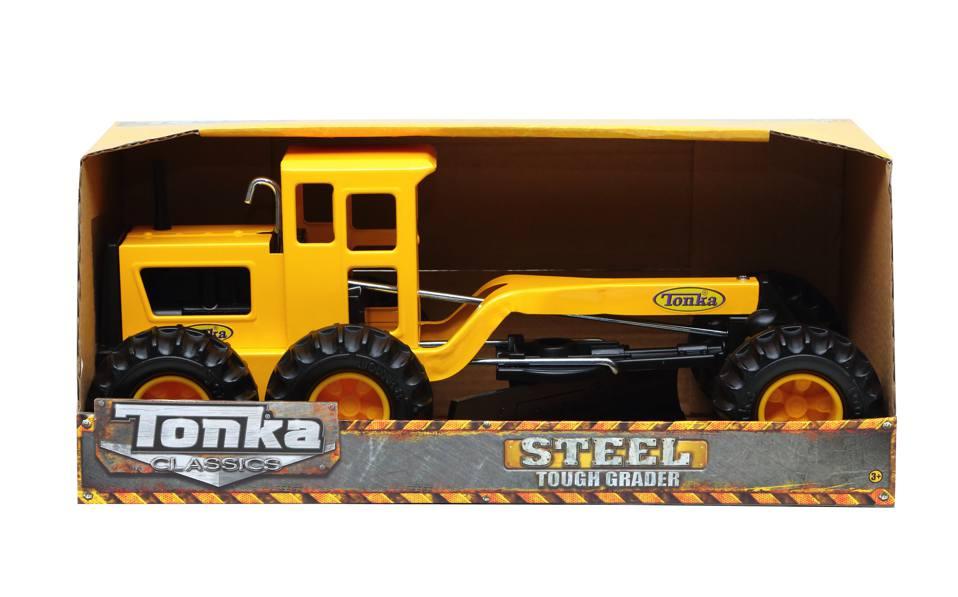 Tonka métal Niveleuse