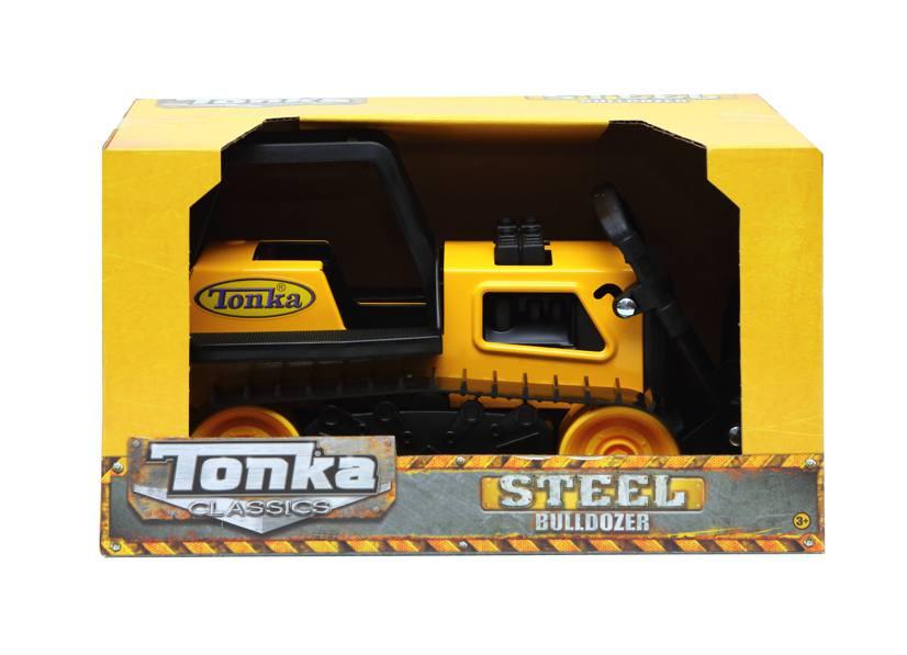 Tonka métal Bulldozer