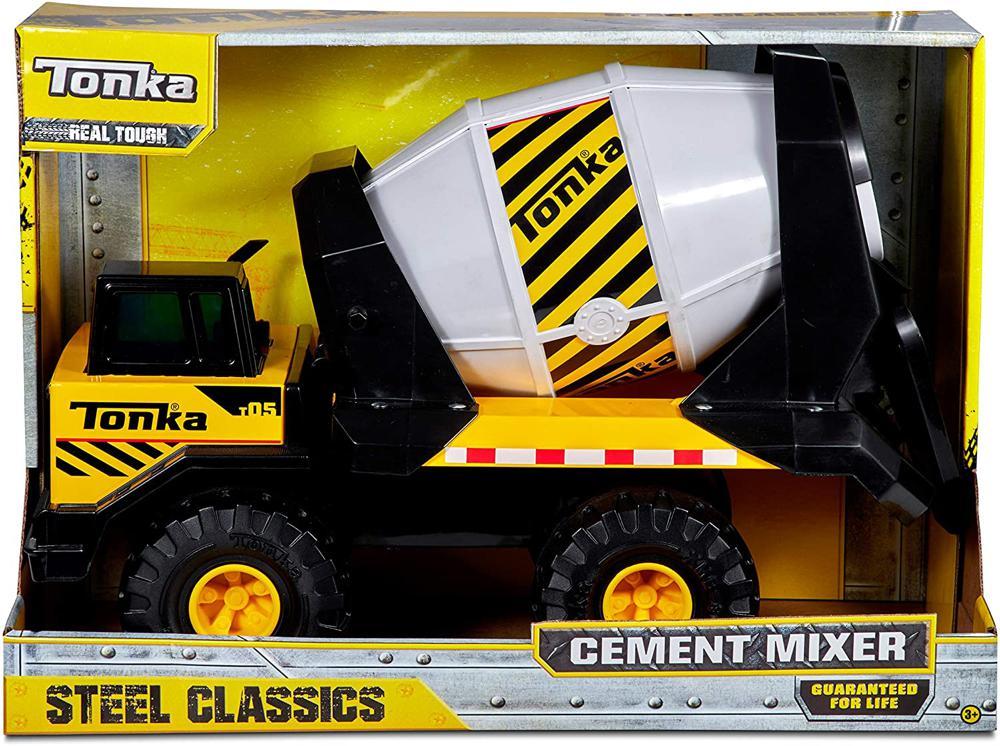 Tonka Métal Camion de ciment