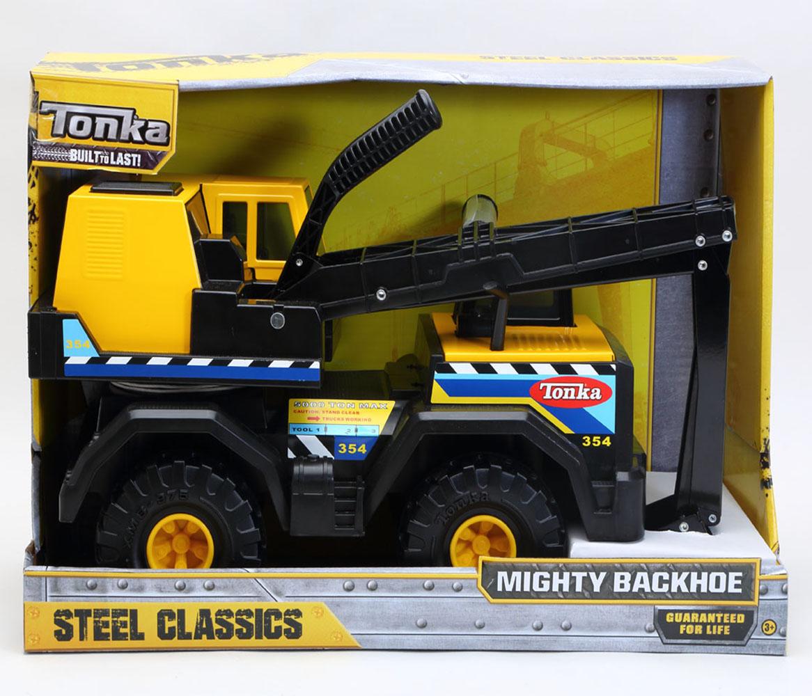 Tonka - Camion pelle géante en métal