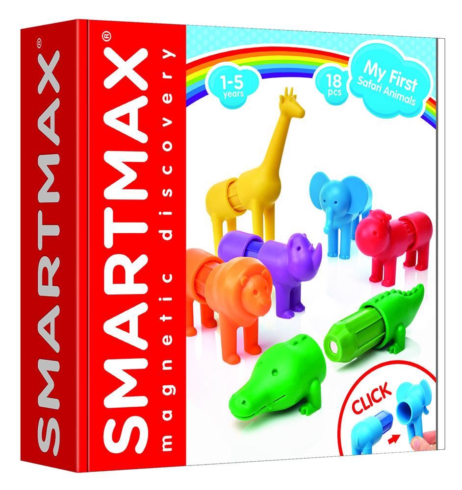Smartmax : My first safari anima