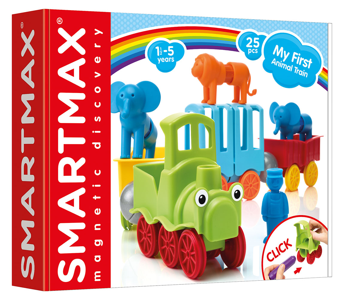 Smartmax : my first animal train